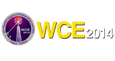 32° World Congress of Endourology (WCE)  2014 Taipei